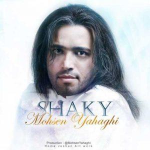 Mohsen Yahaghi Shaky 300x300 - دانلود آهنگ جدید محسن یاحقی به نام شاکی
