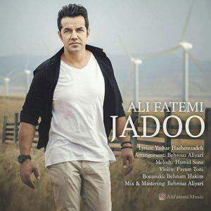 Ali Fatemi Jadoo 300x300 - دانلود آهنگ جدید علی فاطمی به نام جادو