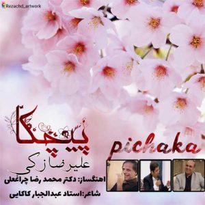 Alireza Zaki Pichka 300x300 - دانلود آهنگ جدید علیرضا زکی به نام پیچکا