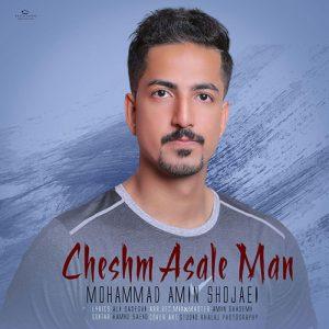 Mohammad Amin Shojaei Cheshm Asale Man 300x300 - دانلود آهنگ جدیدمحمد امین شجاعی به نامچشم عسله من