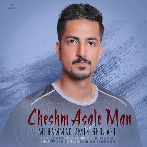 دانلود آهنگ جدید محمد امین شجاعی به نام چشم عسله من