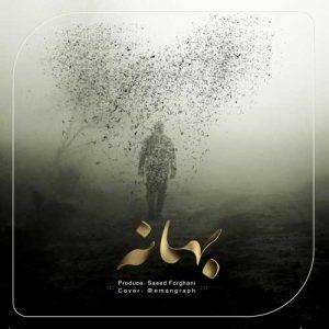 Saeed Forghani Bahaneh 300x300 - دانلود آهنگ جدید سعید فرقانی به نام بهانه