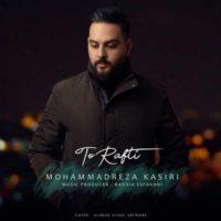 دانلود آهنگ جدید محمد رضا کثیری به نام تو رفتی