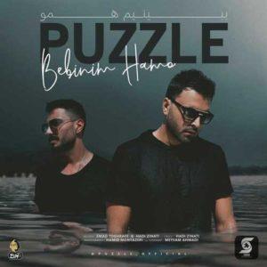 Puzzle Band Bebinim Hamo 300x300 - دانلود آهنگ جدید پازل بند به نام ببینیم همو