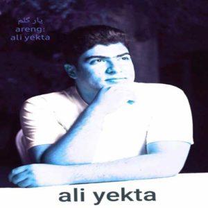 Ali Yekta Yar Golam 300x300 - یار گلم از علی یکتا