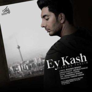 Farzad Farzin Ey Kash 300x300 - دانلود آهنگ جدید فرزاد فرزین به نام ای کاش