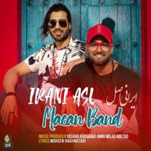 Macan Band Iranie Asl 300x300 - دانلود آهنگ جدید ماکان باند به نام ایرانی اصل