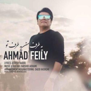 Ahmad Feily Ye Taraf Man Ye Taraf To 300x300 - یه طرف من یه طرف تو از احمد فیلی