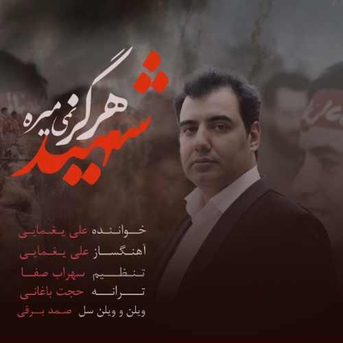 Ali Yaghmaei Shahid Hargez Nemimireh - دانلود آهنگ جدید علی یغمایی به نام شهید هرگز نمی میره