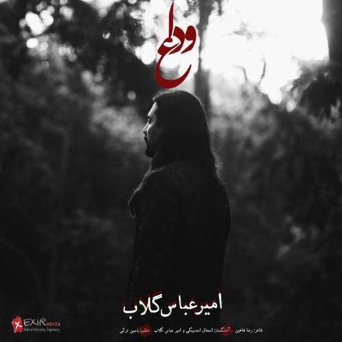 وداع از امیر عباس گلاب