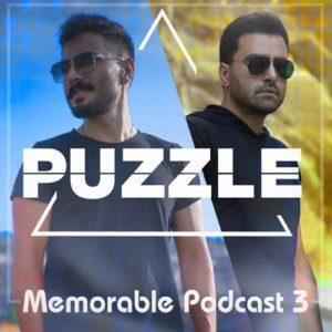 Puzzle Band Memorable Podcast 3 300x300 - پادکست ۳ از پازل بند