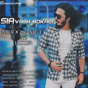 Siavash Bokaei Miboosamet Az Door 300x300 - میبوسمت از دور از سیاوش بکایی
