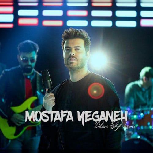 Mostafa Yeganeh Delam Eshgh Lazeme - دلم عشق لازمه از مصطفی یگانه