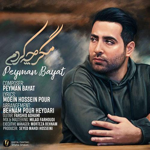 Peyman Bayat Magar Che Kardam - مگر چه کردم از پیمان بیات