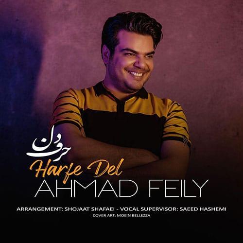 Ahmad Feily Harfe Del - حرف دل از احمد فیلی