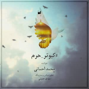 کبوتر حرم از محمد احسانی