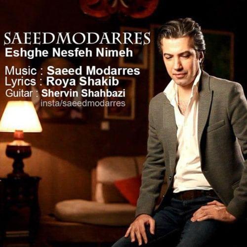 Saeed Modarres Eshghe Nesfe Nimeh 1 - عشق نصفه نیمه از سعید مدرس