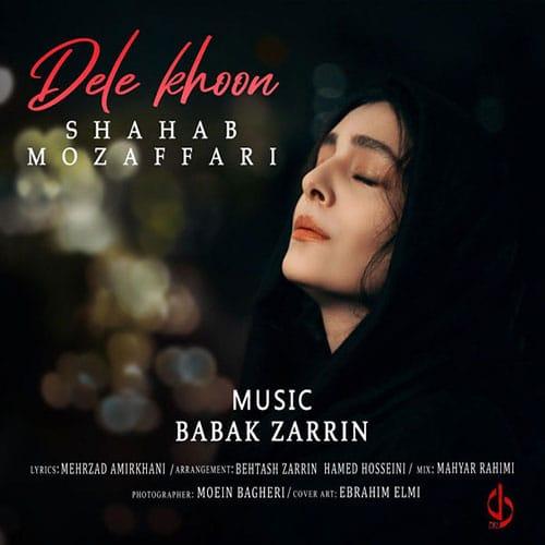 Shahab Mozaffari Dele Khoon - دل خون از شهاب مظفری