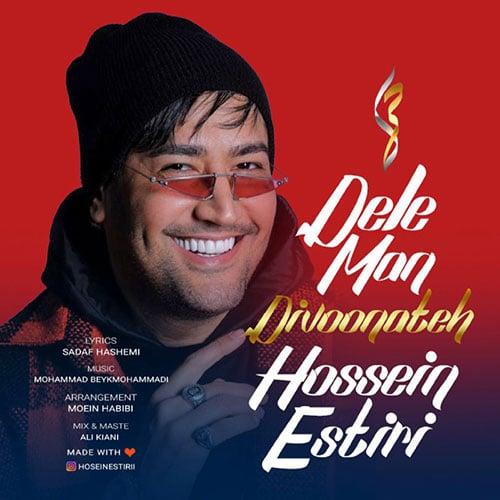 Hossein Estiri Dele Man Divoonateh - دل من دیوونته از حسین استیری