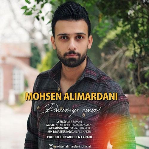Mohsen Alimardani Divooneye Ravani - دیوونه ی روانی از محسن علیمردانی