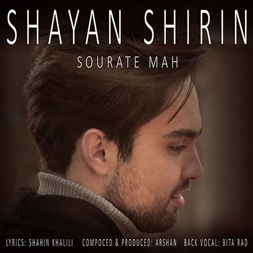 Shayan Shirin Sourate Mah - صورت ماه از شایان شیرین