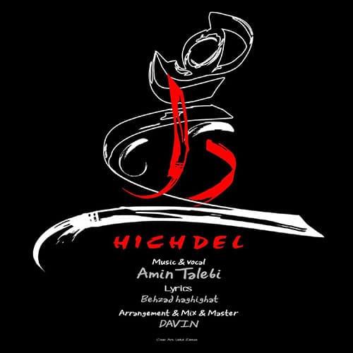 Amin Talebi Hich Del - هیچ دل از امین طالبی